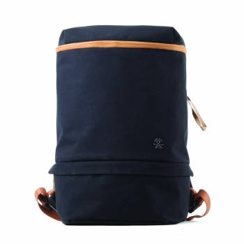 Female Flasher Camera Barrel Backpack
