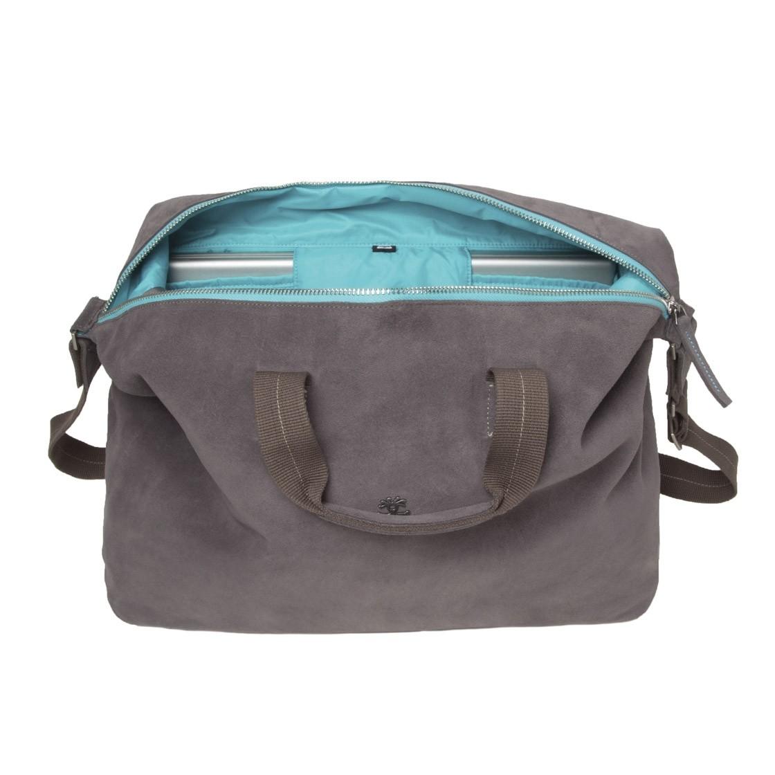 d3c047b12d Cestovní taška Crumpler Bavarian Boomer Weekender grey green