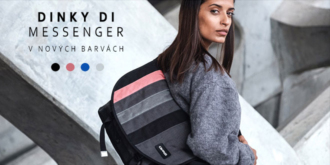 DINKY DI MESSENGER NEW